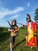 Като рицарите - фестивал Античният Абритус 2017