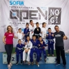 Куп отличия за Академия ХЕЛИОС от международния турнир по Бразилско Жиу Жицу SOFIA OPEN 2019 winter